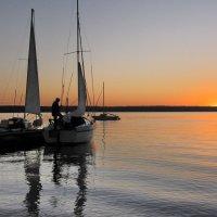 Я обожаю красоту заката... :: Ирина Нафаня