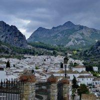 Грасалема. Пуэбло бланко (белые городки) Андалусии. Испания :: Виталий Половинко