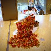 Осень в торговом комплексе Анфа Плас :: Светлана marokkanka