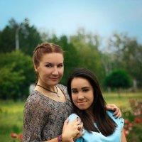Подружки :: Анна Всеславская