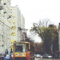 Трамвай :: Елена Черепанова