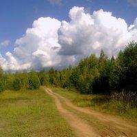 пейзаж :: Сергей Розанов