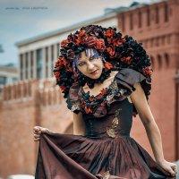 Городской цветок :: Nina Zhafirova