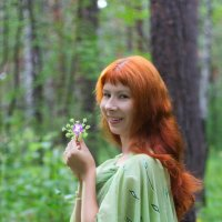 Лита - лесная фея :: Наталья Герасимова