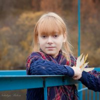 Ещё раз про осень... :: Nataliya Belova