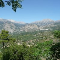 Лето в горах. Крит :: Виктор