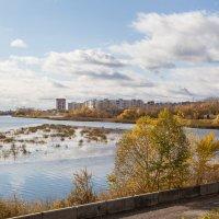 Осень на Тоболе :: Евгений Мельников