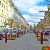 Прогулка по Невскому проспекту. Гоголевский бульвар :: alemigun
