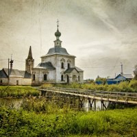 Суздальские открытки :: Татьяна Петранова