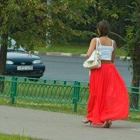 Как мимолетное виденье. :: Владимир