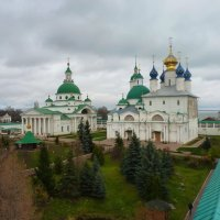 Панорама Спасо-Яковлевского Димитриева монастыря – вид со смотровой площадки башни :: Galina Leskova