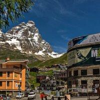 The Alps 2014 Italy Cervinia :: Arturs Ancans