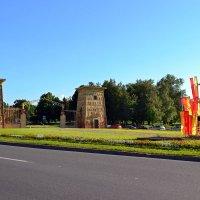 Городские ворота :: Ольга