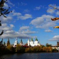 Вид На Измайловский Кремль :: Igor Khmelev