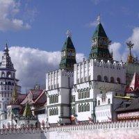 Измайловский кремль. :: Oleg4618 Шутченко