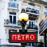 metro Paris :: Ksenya Smirnova