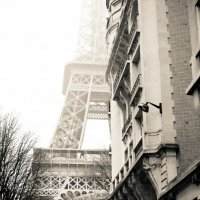 Tour Eiffel :: Ksenya Smirnova