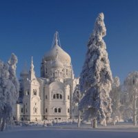 Валерий Чепкасов - Декорации зимнего театра :: Фотоконкурс Epson