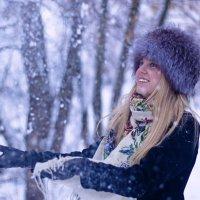 зима :: Юлия Трибунская