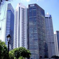 Небоскребы Сингапура :: михаил кибирев