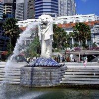 Эмблема Сингапура :: михаил кибирев