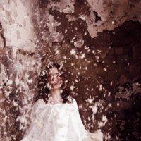 и ангел теряет крылья :: Юльчачка Илюшина