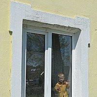 За окном :: Сергей Саблин