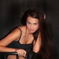 Черная фотосессия 4 :: Екатерина Шипшилей