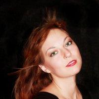Черная фотосессия 2 :: Екатерина Шипшилей