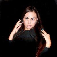 Черная фотосессия 1 :: Екатерина Шипшилей