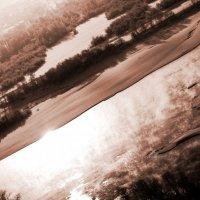 Река. :: Дмитрий Арсеньев
