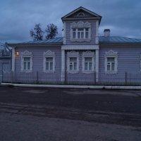 Кружевной дом)) :: Елена Сазонтова