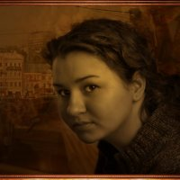 Портрет дочери :: Олег Лаврик
