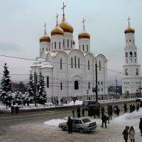 Кафедральный собор Брянск накануне крещения :: Тамара Цилиакус