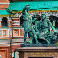 Памятник Минину и Пожарскому :: Дмитрий Каменский