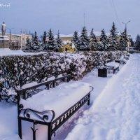 Зимний городок :: Павел Данилевский