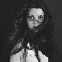 Чорно белый взгляд :: Сергей Алексеенко