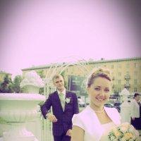 Надя и Виталя :: Иван Петров