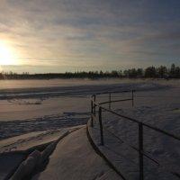 Закот на озере :: Денис Борисов