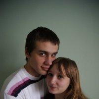 Таня и Женя. :: Дмитрий Петров