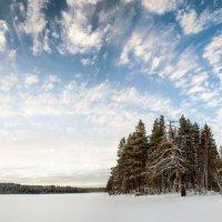 Мергубское озеро :: Владимир Куц