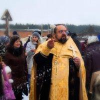 Крещение :: Екатерина Шматько