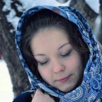 Исконно русская женщина :: Лана Матухно