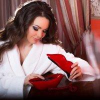 Красотка :: Оксана Хикматулина
