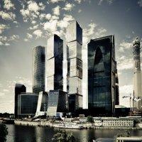 Москва Сити :: Никита Пшеничников
