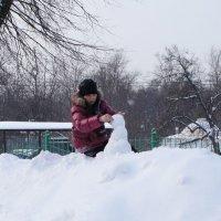 Зимняя забава :: Татьяна Куркова