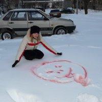 Улыбка зимы... :: Nik ...