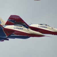 МиГ-29 Стрижей :: Дмитрий Бубер