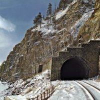 КБЖД тоннель :: Константин Кокошкин
