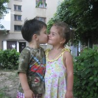 Первый поцелуй..... :: Светлана Романченко